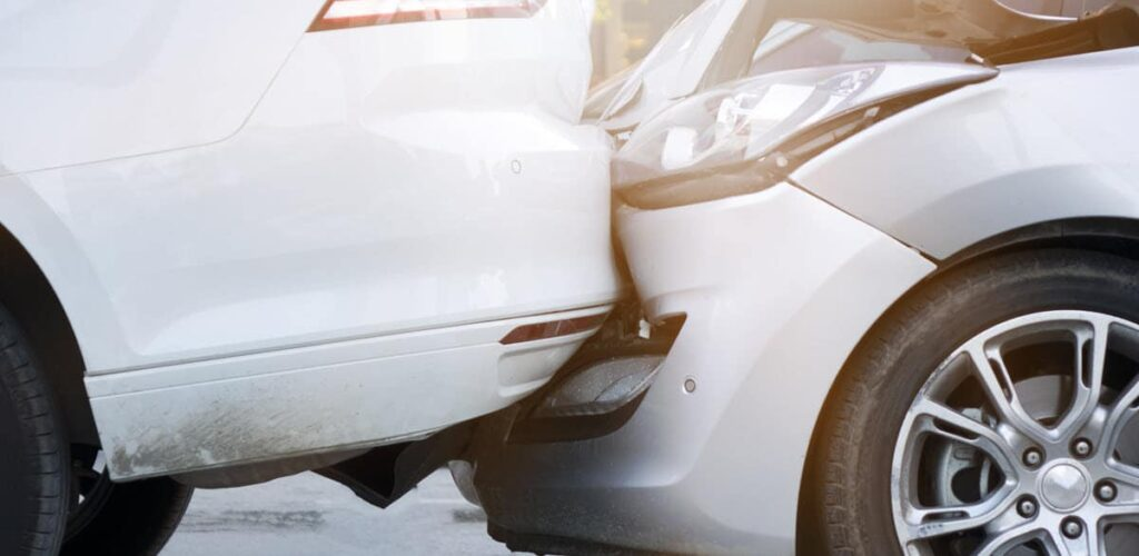 who is at fault in a rear-end collision?